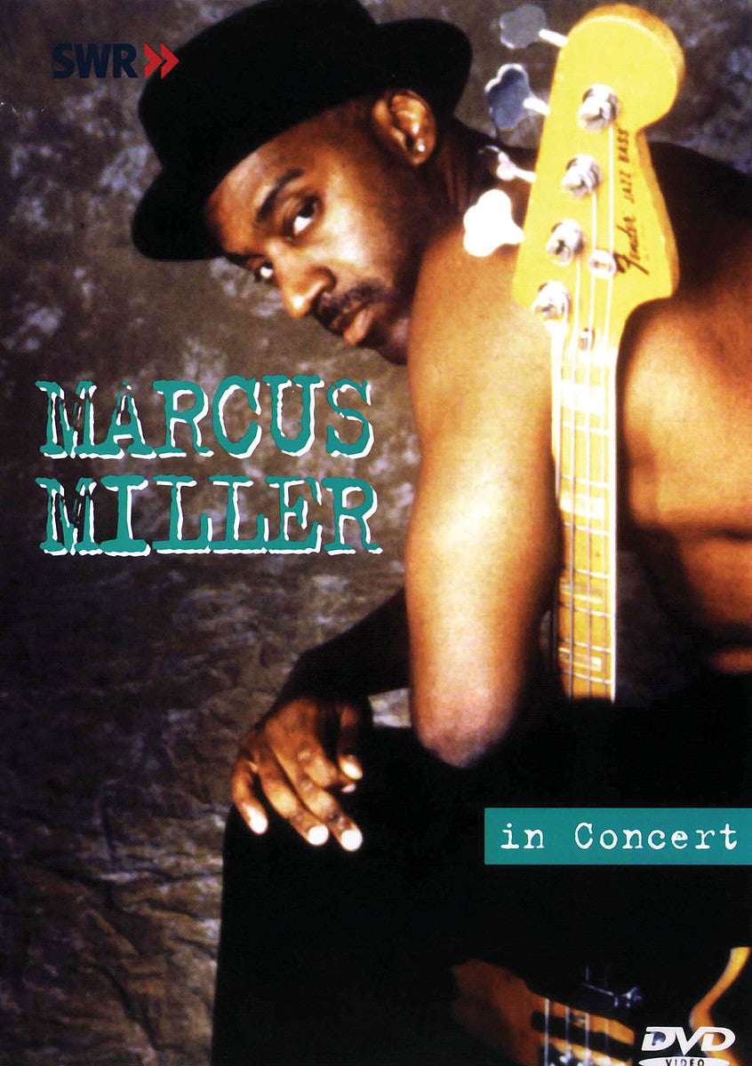 MILLER MARCUS-IN CONCERT DVD *NEW*