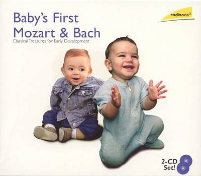 MOZART BACH BABYS FIRST-CLASSICAL TREASURES *NEW*