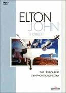 JOHN ELTON-IN CONCERT DVD *NEW*