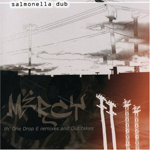 SALMONELLA DUB-MERCY CD *NEW*