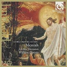 HANDEL-MESSIAH WILLIAM CHRISTIE *NEW*