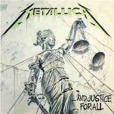 METALLICA-AND JUSTICE FOR ALL LP G COVER VG