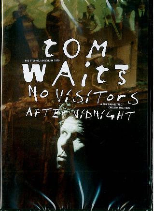 WAITS TOM-NO VISITORS AFTER MIDNIGHT DVD *NEW*