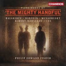MIGHTY HANDFUL THE-PIANO WORKS BY *NEW*