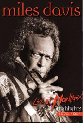 DAVIS MILES-LIVE AT MONTREUX DVD *NEW*