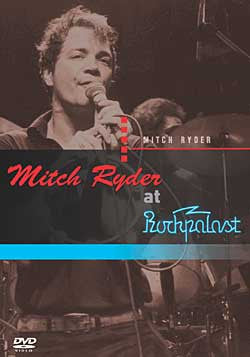 RYDER MITCH AT ROCKPALAST DVD ZONE 2 *NEW*