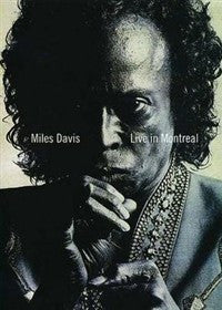 DAVIS MILES-LIVE IN MONTREAL DVD *NEW*