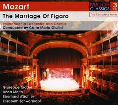 MOZART-MARRIAGE OF FIGARO 3CDS *NEW*