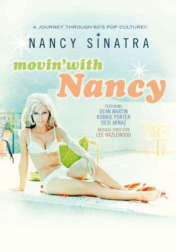 SINATRA NANCY-MOVIN WITH NANCY DVD *NEW*