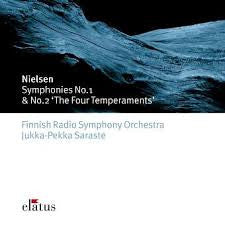 NIELSEN CARL-SYMPHONIES NOS 1 AND 2 *NEW*