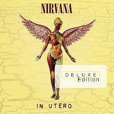 NIRVANA-IN UTERO DELUXE EDITION 2CD *NEW*