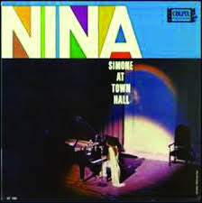 SIMONE NINA-AT TOWN HALL *NEW*