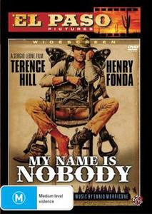 MY NAME IS NOBODY DVD VG