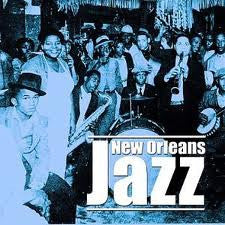 NEW ORLEANS JAZZ-VARIOUS ARTISTS CD M