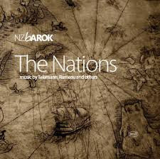 NZBAROK-THE NATIONS *NEW*