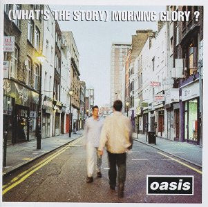 OASIS-WHATS THE STORY MORNING GLORY CD VG