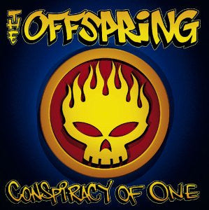 OFFSPRING-CONSPIRACY OF ONE CD VGPLUS