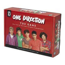 ONE DIRECTION-ONE DIRECTION THE GAME *NEW*