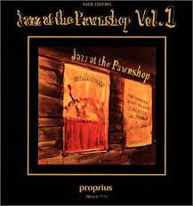 JAZZ AT THE PAWNSHOP VOL 1 *NEW*