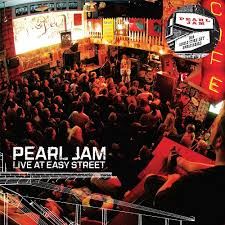 PEARL JAM-LIVE AT EASY STREET LP *NEW*