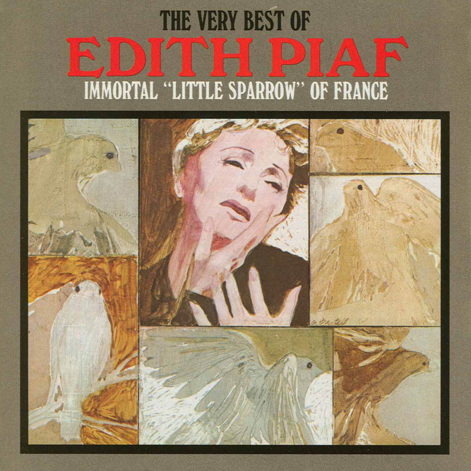 PIAF EDITH-THE VERY BEST OF *NEW*