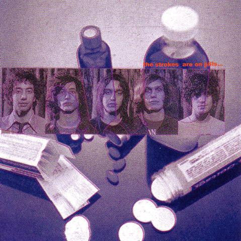 STROKES THE-ARE ON PILLS 2CD *NEW*