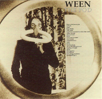 WEEN-THE POD CD VG