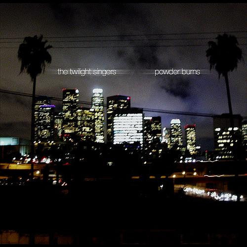 TWILIGHT SINGERS-POWDER BURNS CD G