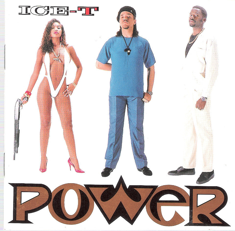ICE-T-POWER *NEW*