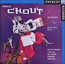 PROKOFIEV-CHOUT THE BUFFOON BALLET SUITE *NEW*
