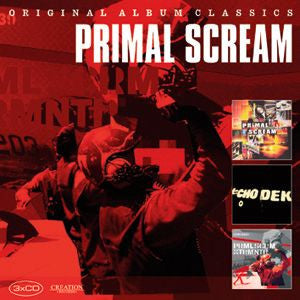 PRIMAL SCREAM-ORIGINAL ALBUM CLASSICS 3CD BOXSET *NEW*
