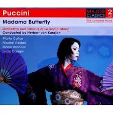 PUCCINI-MADAME BUTTERFLY 2CDS *NEW*