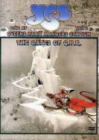 YES-LIVE AT QUEENS PARK RANGERS STADIUM VOL 2 DVD *NEW*