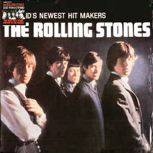 ROLLING STONES THE-ENGLAND'S NEWEST HIT MAKERS LP NM COVER VG