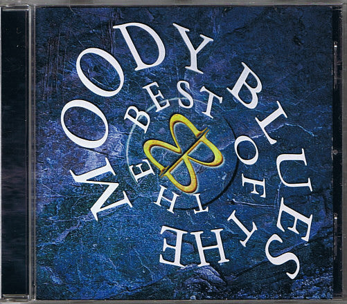 MOODY BLUES THE-THE BEST OF THE MOODY BLUES CD VG
