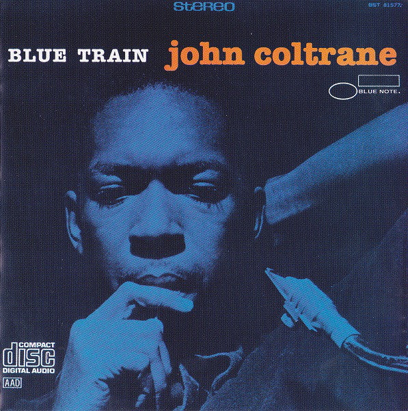 COLTRANE JOHN-BLUE TRAIN CD VG+