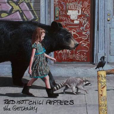 RED HOT CHILI PEPPERS-THE GETAWAY CD G