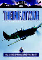THE RAF AT WAR DVD COVER G DVD G
