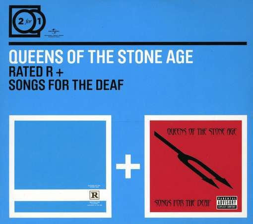QUEENS OF THE STONE AGE-RATED R AND SONGS FOR THE DEAF *NEW*