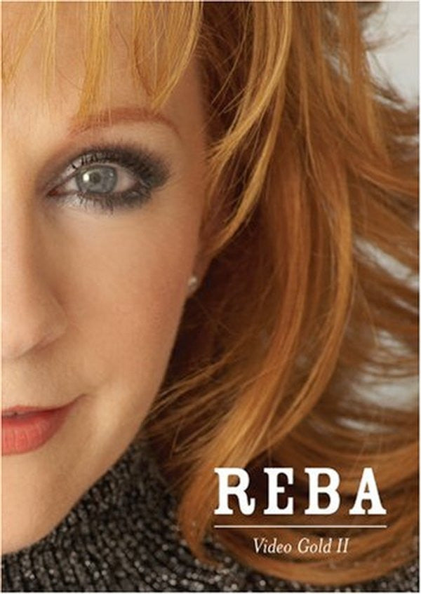 MCENTIRE REBA-VIDEO GOLD II DVD *NEW*