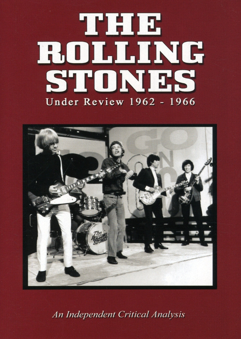 ROLLING STONES THE-UNDER REVIEW 1962 TO 1966 DVD LN