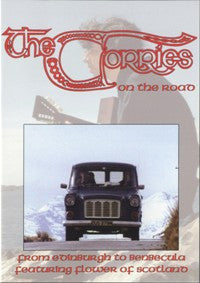 CORRIES-ON THE ROAD DVD *NEW*