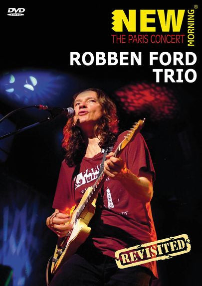 FORD ROBBEN TRIO-THE PARIS CONCERT DVD *NEW*