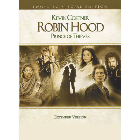 ROBIN HOOD PRINCE OF THIEVES SPECIAL EDITION 2DVD G