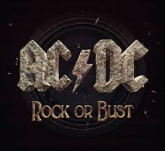 AC/DC-ROCK OR BUST LP *NEW*