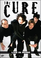 CURE THE-LIVE IN ROME DVD *NEW*