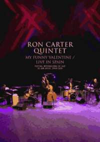 CARTER RON QUINTET-MY FUNNY VALENTINE LIVE IN SPAIN DVD *NEW*