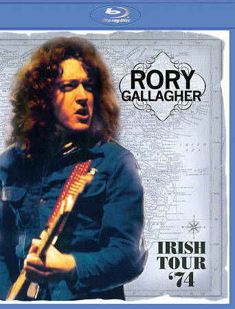 GALLAGHER RORY-IRISH TOUR 74 BLURAY *NEW*