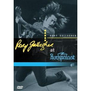 GALLAGHER RORY AT ROCKPALAST DVD ZONE 2 *NEW*