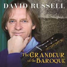 RUSSELL DAVID-THE GRANDEUR OF THE BAROQUE *NEW*
